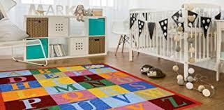 3 X 5 Area Rug by Amazon Com Kids Educational Alphabet Boxes Multicolor 3 U00273