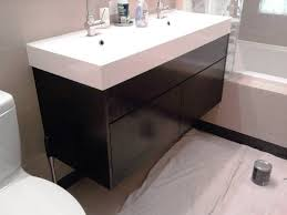 Floating Bathroom Sink by Bathroom Design Magnificent Vanity Furniture Ikea Corner
