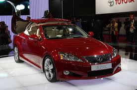 convertible lexus lexus is convertible videos and paris show image gallery