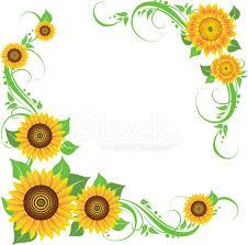sunflower ornament stock photos freeimages