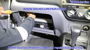 toyota rav4 ecu removal and repair 01932 800800 youtube
