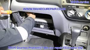 toyota rav4 ecu removal and repair 01932 800800 youtube