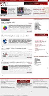 15 blogger xml templates with new layouts theme today web