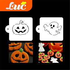 compare prices on halloween cookie stencils online shopping buy