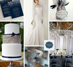 silver new years dresses wedding style inspiration navy silver new years wedding