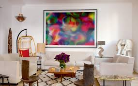 Decorative Rugs For Living Room Vogue U0027s 15 Top Celebrity Interiors With Decorative Rugs