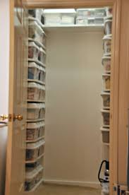 dollar store hall closet organization ideas this post has awesome