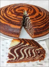 cuisine de gateau gâteau tigré le gâteau que les enfants vont adorer complot dans