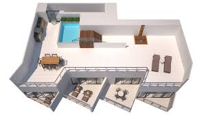 Luxury Penthouse Floor Plan hotel suites in miami w south beach