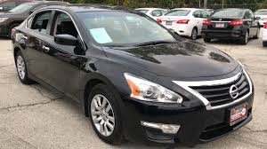 altima nissan 2015 used one owner 2015 nissan altima 2 5 s chicago il western ave