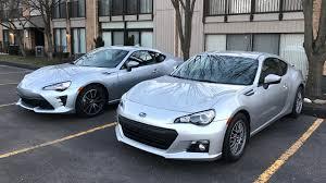 subaru gtr white my subaru brz build vs the 2017 toyota 86 pov drive review