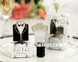 Wedding Gift Set Bride And Groom Bottle Stoppers Wedding Decoration Of