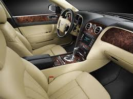 Bentley Continental Flying Spur Saloon 2005 2012 Driving