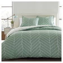 green bed set ceres duvet set city scene target