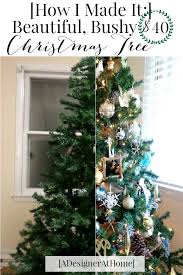 design inexpensive trees decor tips a designer at