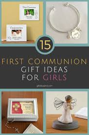 1st communion gifts 15 communion gift ideas for a girl
