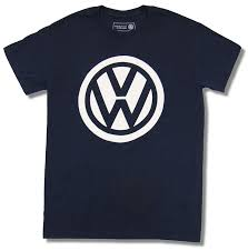 logo volkswagen das auto amazon com vw volkswagen logo licensed graphic t shirt navy x