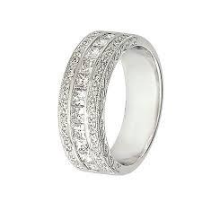 bague mariage or blanc alliance diamants et or blanc 11770761g boutique alliance