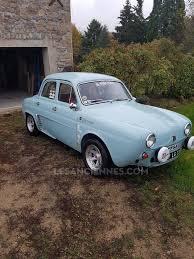 renault dauphine gordini renault dauphine gordini 1961 ventes auto les annonces les