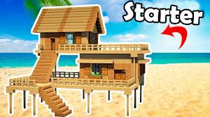 how to build a small house minecraft stream minecraft tutorials and guides