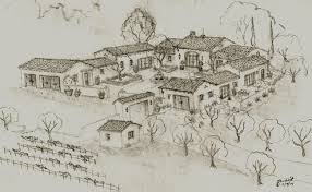 Spanish Revival House Plans montecito california real estate fixer properties resources for