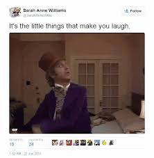 Good Day Sir Meme - it s the little things that make you laugh you get nothing you