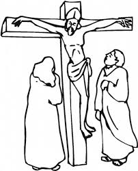 good friday coloring pages jesus and his student batch coloring