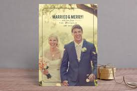 newlywed cards newlywed cards by minted engaged inspired wedding planning