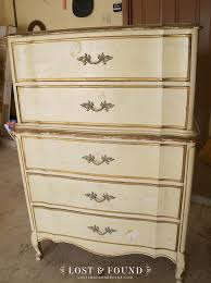 Bedroom Furniture Makeover - dixie chest on chest furniture makeover with chalk paint