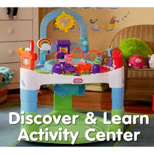 Little Tikes Lego Table Little Tikes Discover U0026 Learn Activity Center Baby Exersaucer