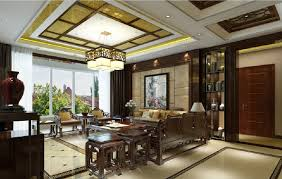 chinese interior design interior design chinese retro style sitting room interior design
