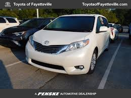 2017 new toyota sienna xle fwd 8 passenger at toyota of