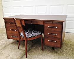 best mid century modern furniture desk with additional home