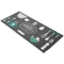 tapis de cuisine et gris déco tapis cuisine gris 32 paul 26040909 place soufflant
