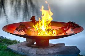 Dragon Fire Pit by Gas Fire Pit Photos The Fire Pit Gallery