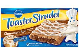 Pumpkin Toaster Strudel Each Pillsbury Toaster Strudel With Cinnabon Cinnamon Is A Warm
