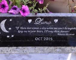 design your own headstone custom pet memorial grave marker dog gravestone