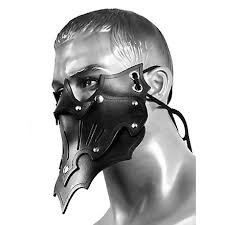 leather mask leather mask shadow andracor
