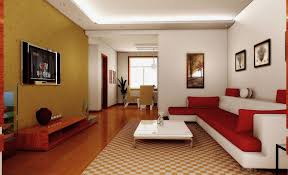 Living Room Interior Home Design Ideas - Simple interior design living room