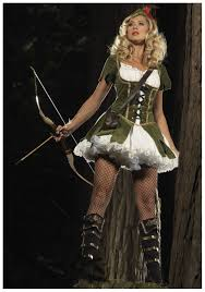 Maid Marian Halloween Costume Robin Hood Child Costume