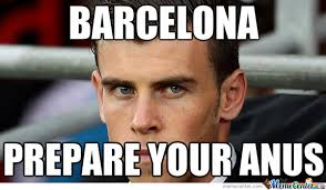 Real Madrid Meme - bale in real madrid by vitor1993 meme center