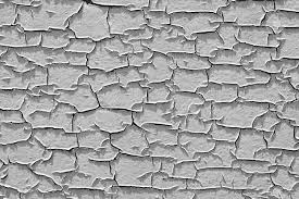 Brick Texture Paint - texture paint peeling off of a wall stock photo picture and