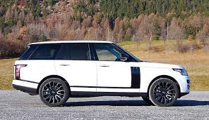 range rover black rims 2017 new genuine oem factory range rover autobiography 22 inch