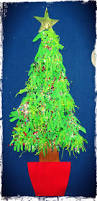 start at 5 christmas craft handprint christmas tree