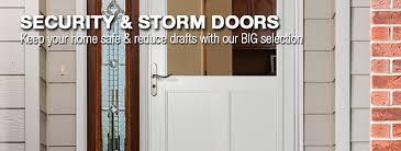 security u0026 storm doors at menards