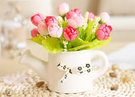 home decor flowers kettle u2013 8 o u0027clock sun