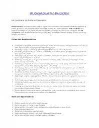 Maintenance Job Description Resume by Human Resources Job Description Job Description Project Flowchart