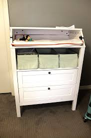 Sundvik Changing Table Reviews Sundvik Changing Table Has Open Storage Up Top So You Can Reach