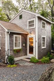 this tiny 1940s summer cottage on cape cod was renovated into a