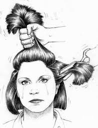 forced haircut stories coupe forcée3 google search rajzok pinterest haircuts and